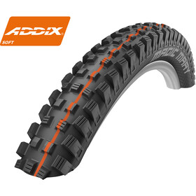 "SCHWALBE Magic Mary Folding Tyre 29"" SuperG TLE Evolution Addix Soft, black"